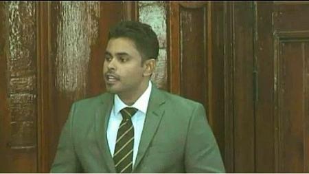 APNU+AFC arguing against fraud but 'shamelessly' fighting to be sworn in on Mingo's fraudulent figures – Ramson