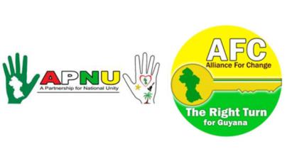 Thousands to rally around APNU+AFC