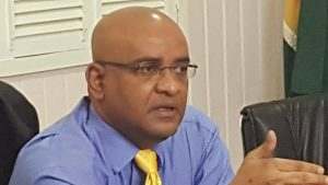 Jagdeo welcomes Granger assurance on peaceful election