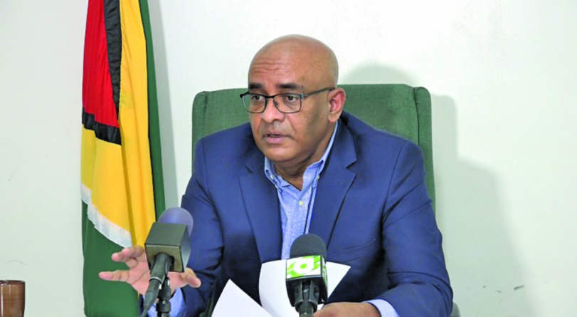 Jagdeo, three small parties now parties in case against recount