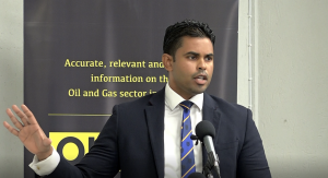 Crisis in oil market puts significant dent in Guyana's first year of revenues from Liza 1 project – Charles Ramson Jr.