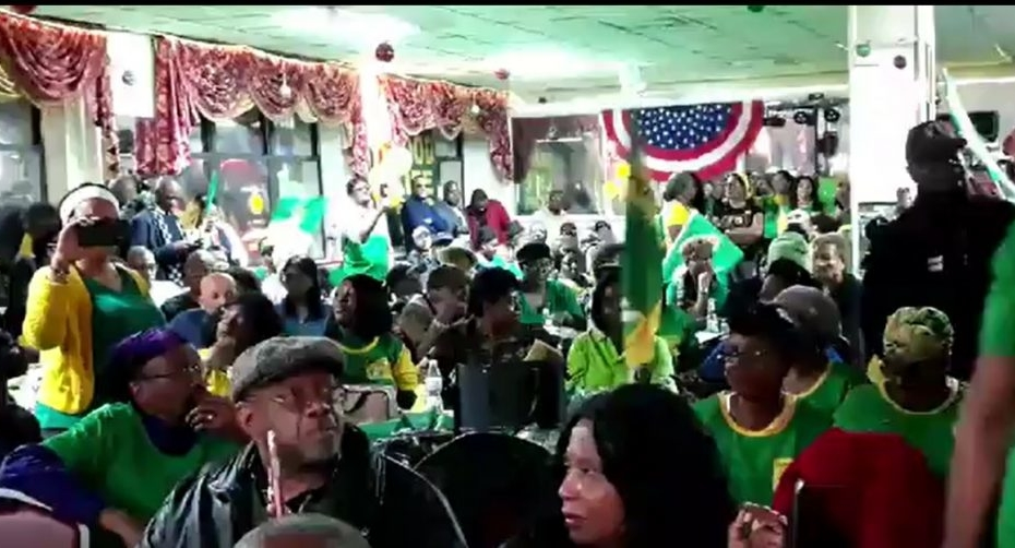 a-section-of-the-attendees-at-apnuafc-fundraising-town-hall-2020-election-campaign-meeting