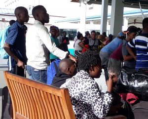 Detained Haitians clearly victims of people smuggling – President Ali