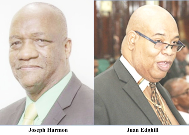 ERC cites Harmon, Edghill for alleged racist remarks on campaign trail