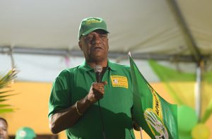 'Coalition has rescued Guyana'
