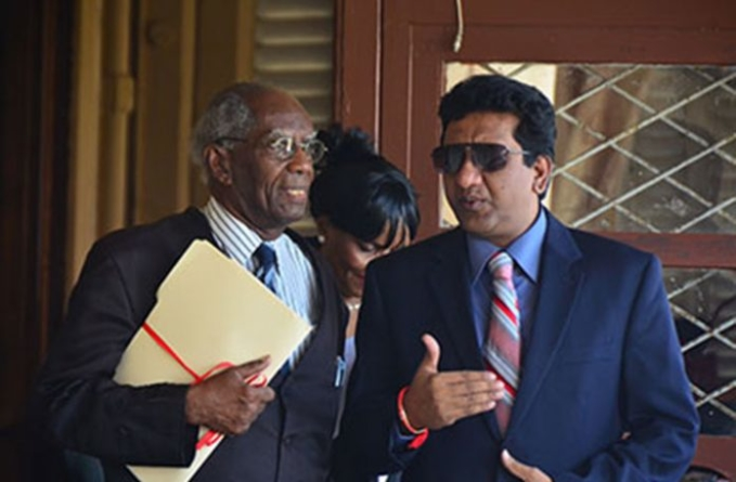 Nandlall condemns Lawrence call for assembling of APNU+AFC supporters outside polling places