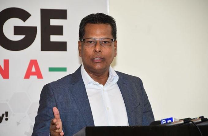 Change Guyana remains strong, says Badal