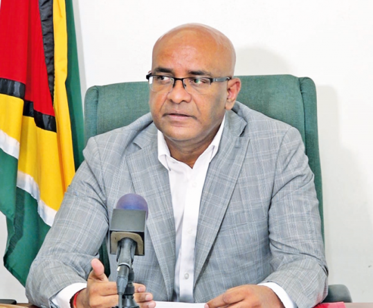 Jagdeo challenges Granger to state he won't be sworn-in on Mingo's results
