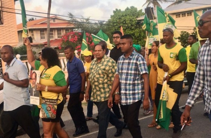 'Closed sugar estates were absolutely useless' – PM at Whim rally