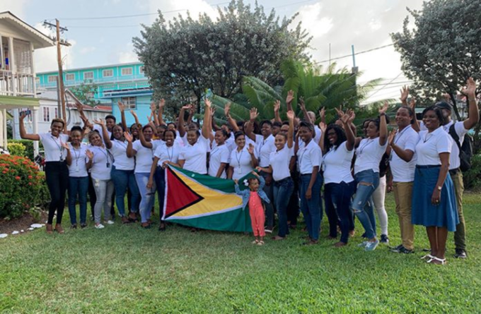 Youth Challenge Guyana will observe at polling stations in Regions 3, 4, 5, 6, 7 and 10