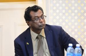 APNU+AFC Prime Ministerial Candidate, Khemraj Ramjattan