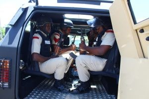 Armoured vehicle to be deployed for disorder – Guyana Police Force