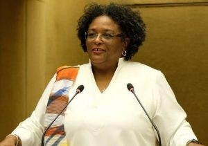 CARICOM Chairman and Barbados Prime Minister, Mia Mottley