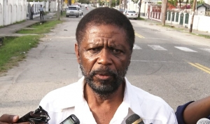 Charles Corbin, GECOM Commissioner