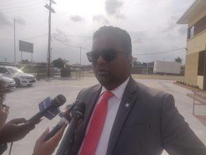 Commissioner Sase Gunraj