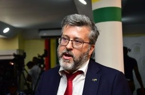 EU Ambassador, Fernando Ponz Cantó