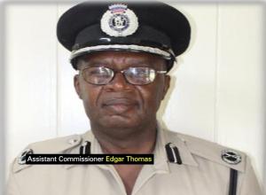 Assistant Police Commissioner (APC) Edgar Thomas