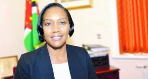 Former Dominica Attorney General and Foreign Minister, Francine Baron