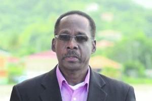 Former Minister of Finance of Grenada, Anthony Boatswain