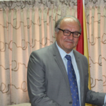French Ambassador Antoine Joly