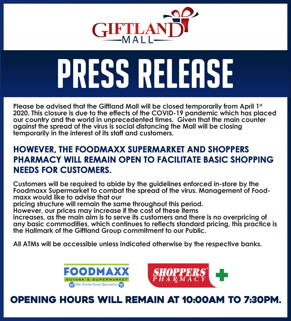 giftland-press-release