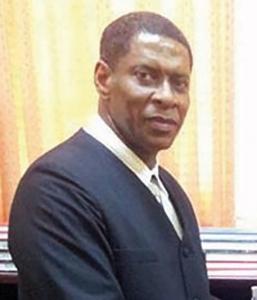 Justice Franklyn Holder