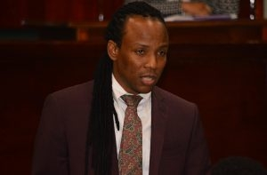 Member of Parliament (MP) Jermaine Figueira