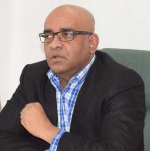 PPP General Secretary, Bharrat Jagdeo