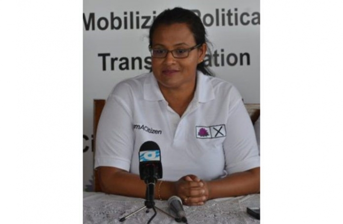 TCI presidential candidate decries Mingo's 'counting methodology'