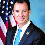 US representative Tom Suozzi