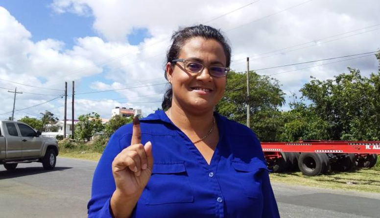 """""""Peace, let it reign""""- TCI Presidential Candidate"""