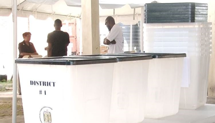 Recount of votes cast in general elections ongoing in Region 5