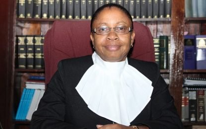 Chief Justice to rule today on jurisdiction to hear Region Four verification suit
