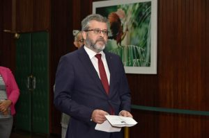 Only credible and transparent counting can produce legitimate results – EU Ambassador