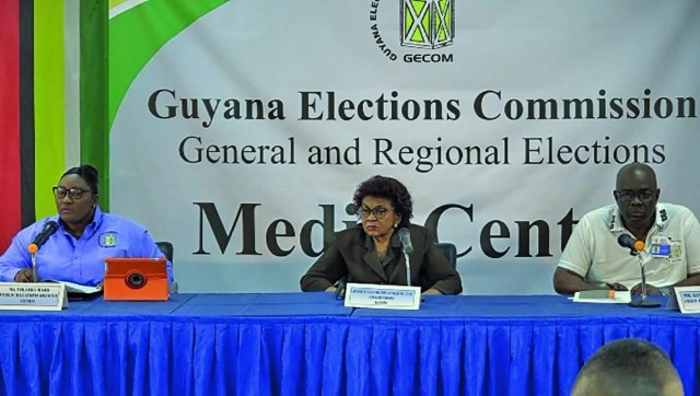 'Stop playing games' – Int'l Centre for Democracy tells GECOM