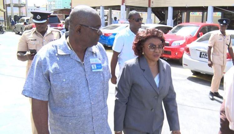 GECOM Chairman suspends tabulation of Reg. 4 votes