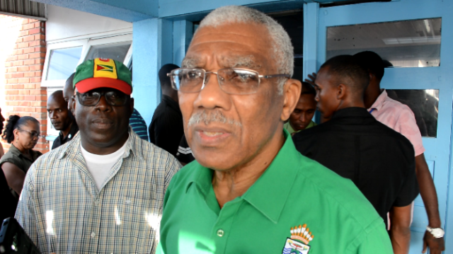 Granger backtracks on CARICOM conducting independent recount