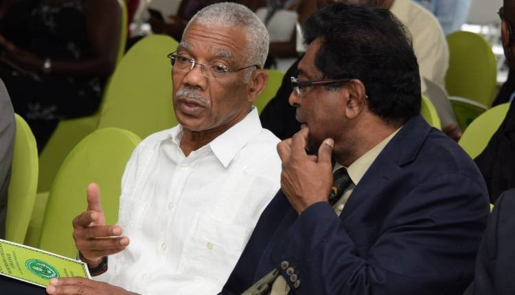 Coalition accuses PPP of attempting to frustrate tabulation of Reg. 4 votes