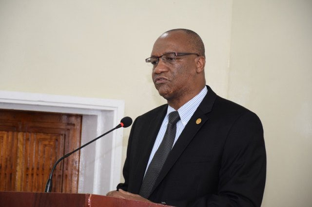 Steps were being put in place to swear in Granger – Harmon