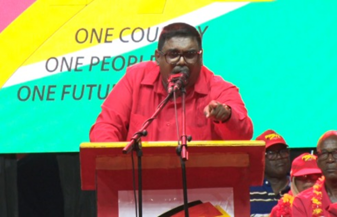 UG Campuses for Linden, Essequibo – Ali at final rally