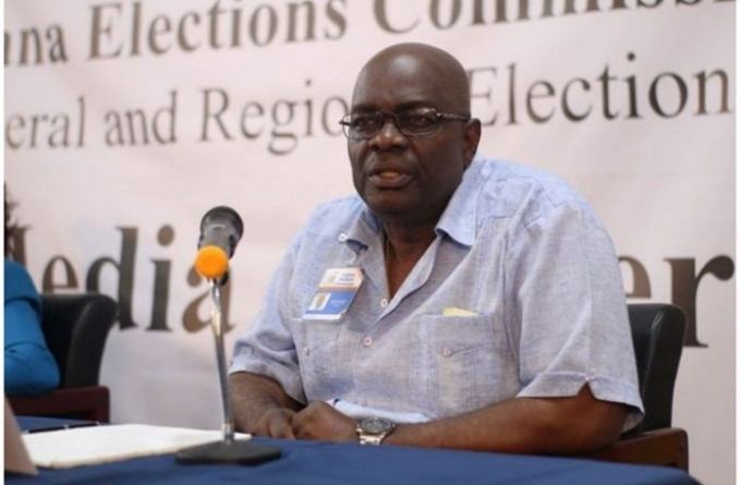 Final report of elections prepared