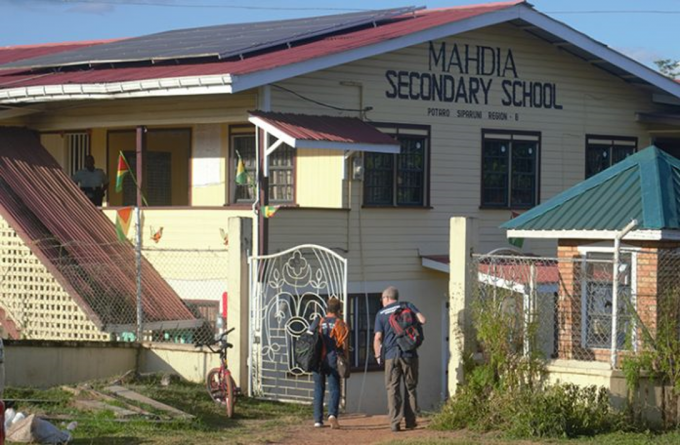 Voting in Madhia was a 'smooth' process