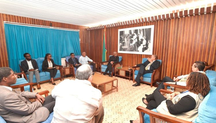 President tells OAS mission he will not interfere in work of GECOM