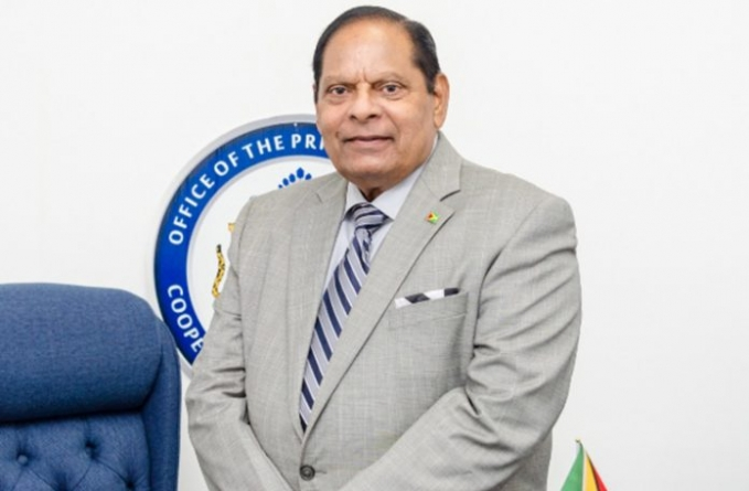 Inquiry needed into int'l interference in Guyana's electoral process – PM Nagamootoo