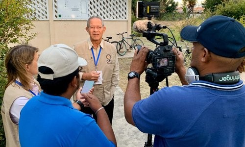 OAS observer mission pulls out of Guyana over flawed Region Four process