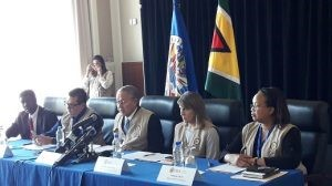 """OAS election observers recommends """"comprehensive"""" voter registration system to deal with bloated voters list"""