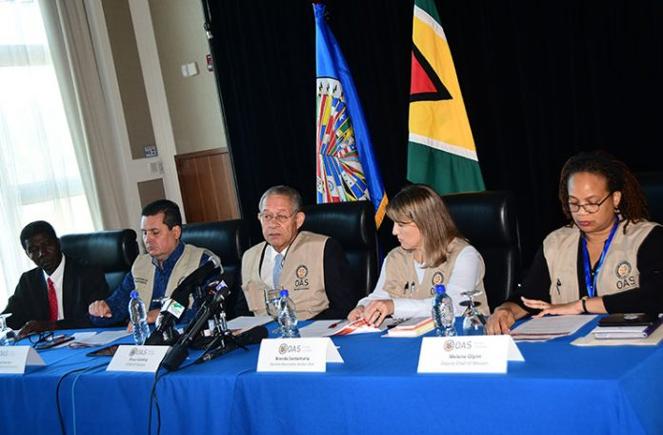 OAS urges reform at GECOM
