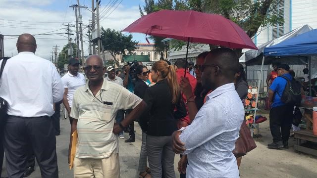 Police bar observers, stakeholders from RO's Office in violation of court order