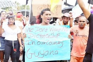 Fight to govern oil rich Guyana exposes deep seated issues with ethnic voting, and perhaps early signs of oil curse – Local and Int'l Commentators