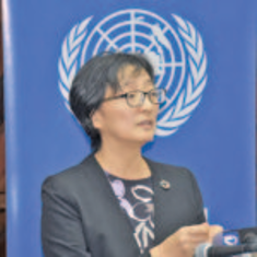 UN Resident Coordinator condemns `despicable' arson attack on human rights centre